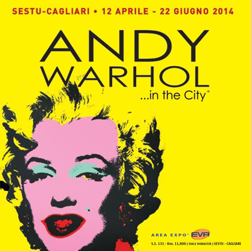 Andy warhol in the city for Eva arredamenti sestu